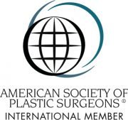 logo american society of plastic surgeons international member